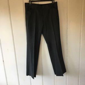 Gap perfect black trousers